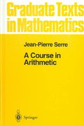 A Course in Arithmetic 5th edition 9780387900407 0387900403