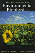 An Introduction to Environmental Biophysics 2nd Edition 9780387949376 0387949372