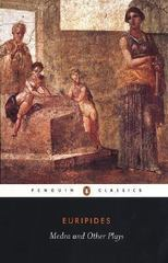 Medea and Other Plays 1st Edition 9780140449297 0140449299