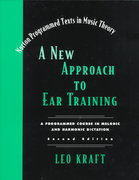A New Approach to Ear Training 2nd edition 9780393972177 0393972178