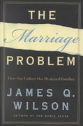 The Marriage Problem 1st Edition 9780066209838 0066209838
