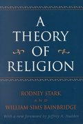 A Theory of Religion 0 9780813523309 0813523303