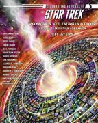 Star Trek: Voyages of Imagination: The Star Trek Fiction Companion 0 9781416503491 1416503498