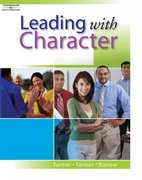 Leading with Character (with Student Activity CD) 1st edition 9780538444866 053844486X