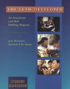 The Team Developer 1st Edition 9780471403845 0471403849