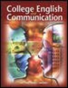 College English and Communication, Student Edition 8th edition 9780078258602 007825860X
