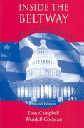 Inside the Beltway 2nd edition 9780813814940 0813814944