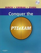 Conquer the PTE Exam 1st edition 9781416038337 1416038337