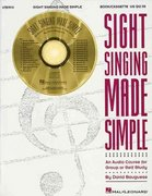 Sight Singing Made Simple 1st Edition 9780793599738 0793599733