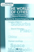 The World of Cities 1st Edition 9780631210269 0631210261