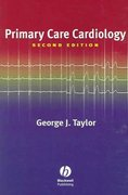 Primary Care Cardiology 2nd edition 9781405103862 1405103868