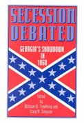 Secession Debated 1st Edition 9780195079456 0195079450
