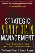 Strategic Supply Chain 1st edition 9780071432177 0071432175