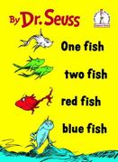 One Fish, Two Fish, Red Fish, Blue Fish 0 9780808525257 0808525255