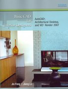 Basic CAD for Interior Designers 1st edition 9780132251839 0132251833