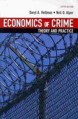 Economic model of crime