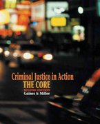Criminal Justice in Action 2nd edition 9780534616236 0534616232