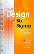 The Design for Six Sigma Memory Jogger 0 9781576810477 157681047X