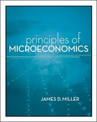 Principles of Microeconomics 1st edition 9780073402833 0073402834