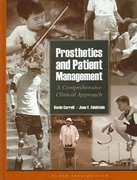 Prosthetics and Patient Management 1st edition 9781556426711 1556426712