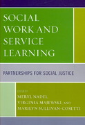 Social Work and Service Learning 0 9780742559462 0742559467