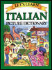 Let's Learn Italian Picture Dictionary 1st edition 9780071408264 0071408266