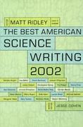The Best American Science Writing 2002 0 9780060936501 0060936509