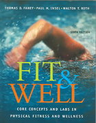 Fit and Well 6th edition 9780072844221 0072844221