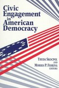 Civic Engagement in American Democracy 0 9780815728092 0815728093