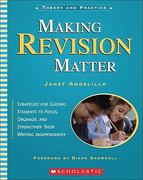 Making Revision Matter 1st Edition 9780439491563 0439491568