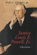 Justice Lewis F. Powell 2nd edition 9780823221097 0823221091