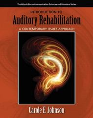 Introduction to Auditory Rehabilitation 1st Edition 9780205424177 0205424171