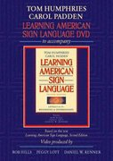 DVD for Learning American Sign Language 2nd Edition 9780205453429 0205453422