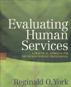 Evaluating Human Services 1st edition 9780205503469 0205503462