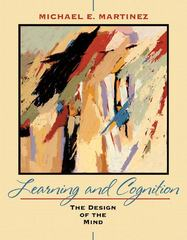 Learning and Cognition 1st Edition 9780205507245 0205507247