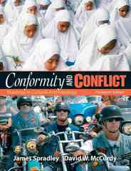 Conformity and Conflict 13th edition 9780205645855 0205645852