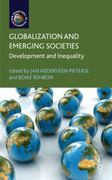 Globalization and Emerging Societies 1st Edition 9780230354494 0230354491