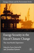 Energy Security in the Era of Climate Change 1st Edition 9780230355361 0230355366