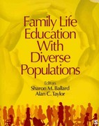 Family Life Education With Diverse Populations 1st Edition 9781412991780 1412991781