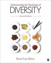 Understanding the Psychology of Diversity 2nd Edition 9781452256061 1452256063