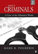About Criminals 2nd Edition 9781412999441 1412999448