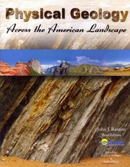 Physical Geology Across the American Landscape 3rd Edition 9780757555985 0757555985