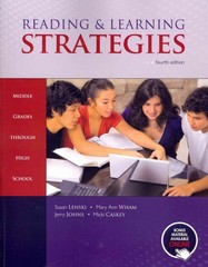 Reading and Learning Strategies 4th edition 9780757588129 0757588123