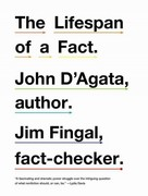 The Lifespan of a Fact 1st Edition 9780393340730 0393340732