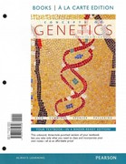 Concepts of Genetics, Books a la Carte Plus MasteringGenetics -- Access Card Package 10th edition 9780321792174 0321792173