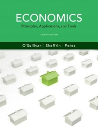NEW MyEconLab with Pearson eText -- Access Card -- for Economics 7th edition 9780132872461 0132872463