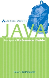 Java How to Program: Late Objects Version, Addison-Wesley's Java Backpack Reference Guide 8th edition 9780138020484 0138020485