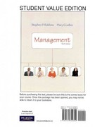 Management, Student Value Edition and MyManagementLab with Pearson eText Access Card Package 10th edition 9780135080535 0135080533