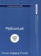 NEW MyEconLab with Pearson eText -- Access Card -- for Survey of Economics 5th edition 9780132872607 0132872609