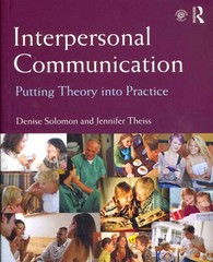 Interpersonal Communication 1st Edition 9780415807524 0415807522